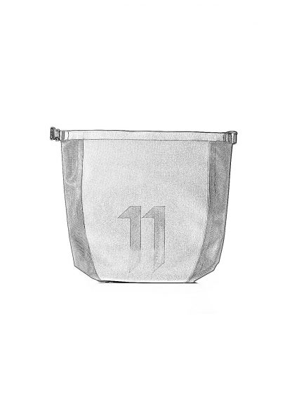 hide m munich 11 by boris bidjan saberi Season st toiletry bag 11xo black 01