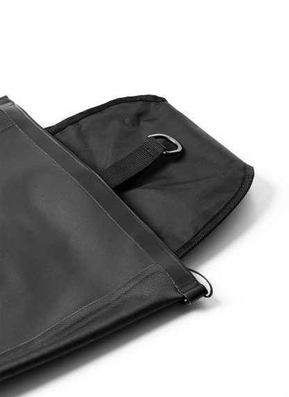 hide m munich 11 by boris bidjan saberi Season st toiletry bag 11xo black 05