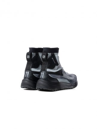 11byBBS Boris Bidjan Saberi 11xS Salomon BAMBA2 High GTX gore tex waterproof sneaker light grey hide m 2