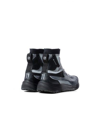 11byBBS Boris Bidjan Saberi 11xS Salomon BAMBA2 High GTX gore tex waterproof sneaker light grey hide m 2