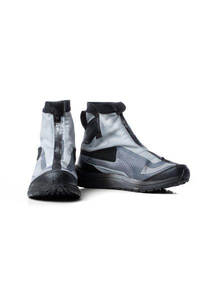 11byBBS Boris Bidjan Saberi 11xS Salomon BAMBA2 High GTX gore tex waterproof sneaker light grey hide m 4