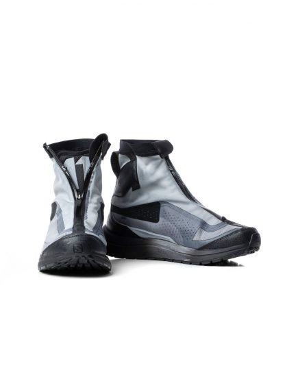 11byBBS Boris Bidjan Saberi 11xS Salomon BAMBA2 High GTX gore tex waterproof sneaker light grey hide m 5
