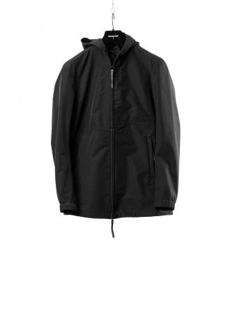 11byBBS Boris Bidjan Saberi J10 waterproof jacket nylon cotton black hide m 2