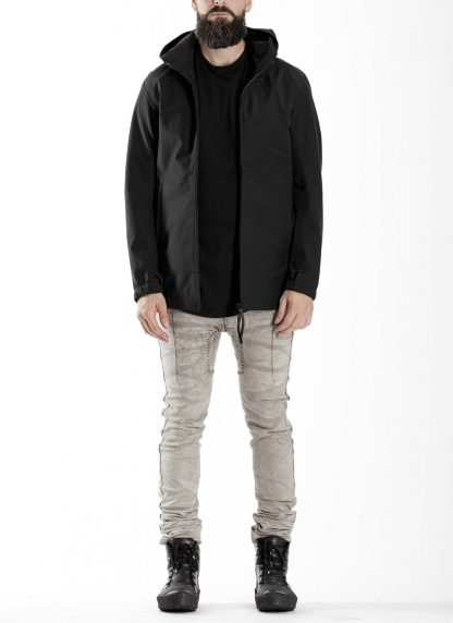 11byBBS Boris Bidjan Saberi J10 waterproof jacket nylon cotton black hide m 3