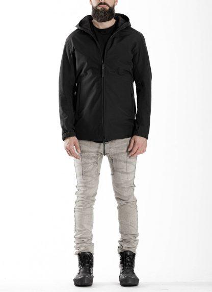 11byBBS Boris Bidjan Saberi J10 waterproof jacket nylon cotton black hide m 4