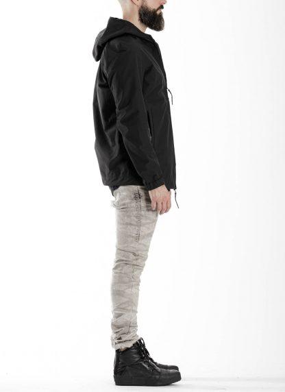 11byBBS Boris Bidjan Saberi J10 waterproof jacket nylon cotton black hide m 5