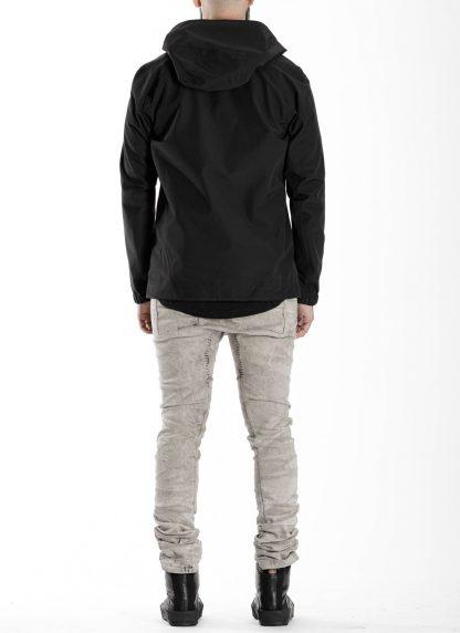 11byBBS Boris Bidjan Saberi J10 waterproof jacket nylon cotton black hide m 6