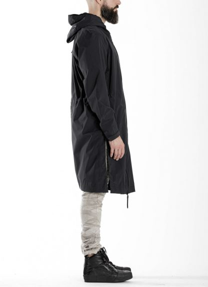 11byBBS Boris Bidjan Saberi Men rain coat jacket R3B F1337 waterproof herren jacke regen mantel pa ea black hide m 6