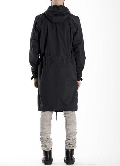 11byBBS Boris Bidjan Saberi Men rain coat jacket R3B F1337 waterproof herren jacke regen mantel pa ea black hide m 7