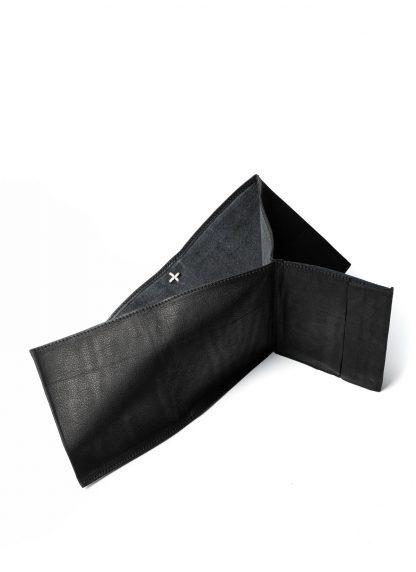 m.a maurizio amadei wallet WS93 SY0.3 geldboerse portemonnaie soft cow leather black hide m 3