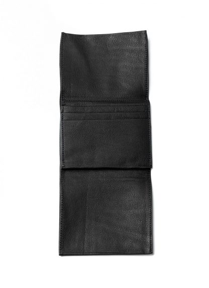 m.a maurizio amadei wallet WS93 SY0.3 geldboerse portemonnaie soft cow leather black hide m 4