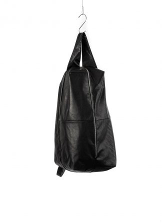 M.A Macross Maurizio Amadei BS100 CUF1.0 Zip Sack Bag Backpack Herren Tasche horse leather black hide m 2