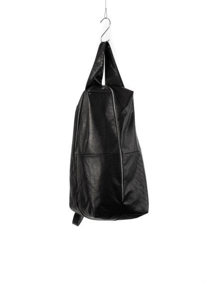 M.A Macross Maurizio Amadei BS100 CUF1.0 Zip Sack Bag Backpack Herren Tasche horse leather black hide m 2
