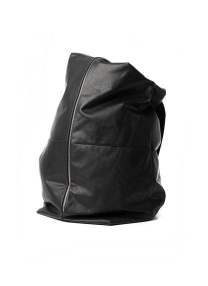 M.A Macross Maurizio Amadei BS100 CUF1.0 Zip Sack Bag Backpack Herren Tasche horse leather black hide m 4