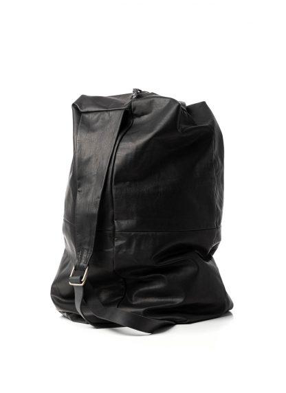 M.A Macross Maurizio Amadei BS100 CUF1.0 Zip Sack Bag Backpack Herren Tasche horse leather black hide m 6