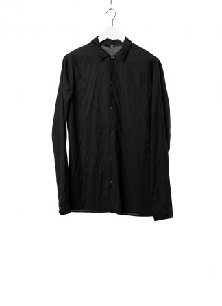 M.A Macross Maurizio Amadei Men Medium Fit Shirt H223 CKL Herren Hemd cotton cashmere black hide m 2