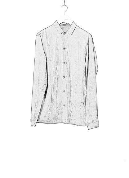 M.A Macross Maurizio Amadei Men Medium Fit Shirt H223 CKL Herren Hemd cotton cashmere coal hide m 1