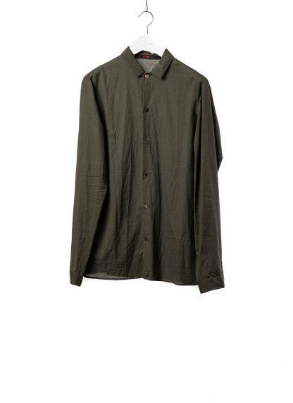 M.A Macross Maurizio Amadei Men Medium Fit Shirt H223 CKL Herren Hemd cotton cashmere coal hide m 2