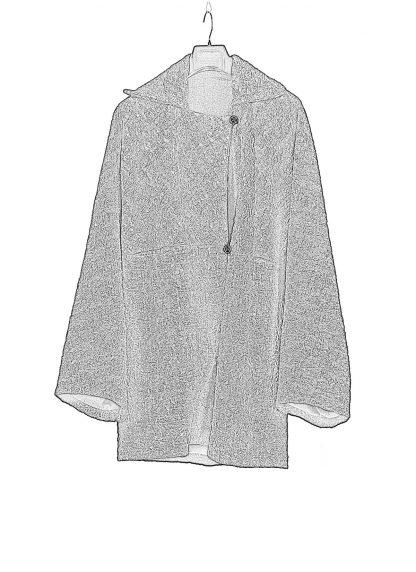 MA Macross Maurizio Amadei women Oversized Coat Jacket CW520 PPW Damen Jacke Mantel acrylic polyamide wool polyester black hide m 1