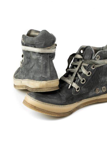 ADiciannoveventitre A1923 Augusta 1923 men one leather piece sneaker SSN7 herren schuh grey kangaroo leather hide m 10