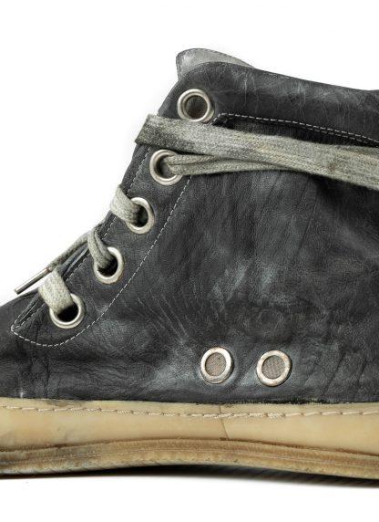 ADiciannoveventitre A1923 Augusta 1923 men one leather piece sneaker SSN7 herren schuh grey kangaroo leather hide m 11