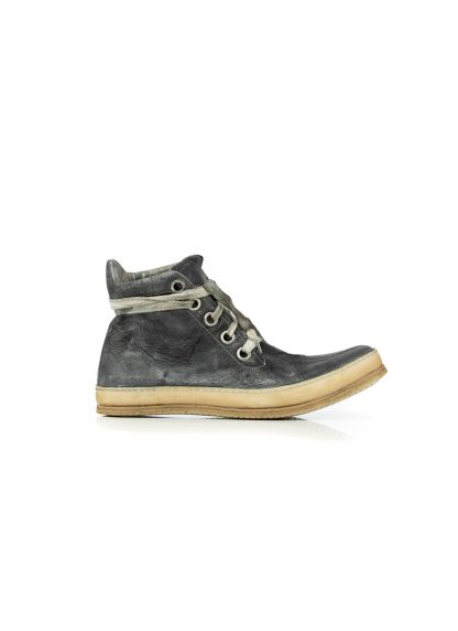 ADiciannoveventitre A1923 Augusta 1923 men one leather piece sneaker SSN7 herren schuh grey kangaroo leather hide m 3