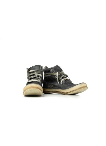 ADiciannoveventitre A1923 Augusta 1923 men one leather piece sneaker SSN7 herren schuh grey kangaroo leather hide m 4