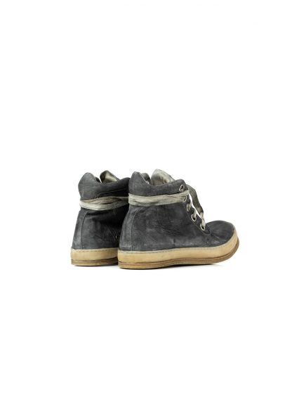 ADiciannoveventitre A1923 Augusta 1923 men one leather piece sneaker SSN7 herren schuh grey kangaroo leather hide m 5
