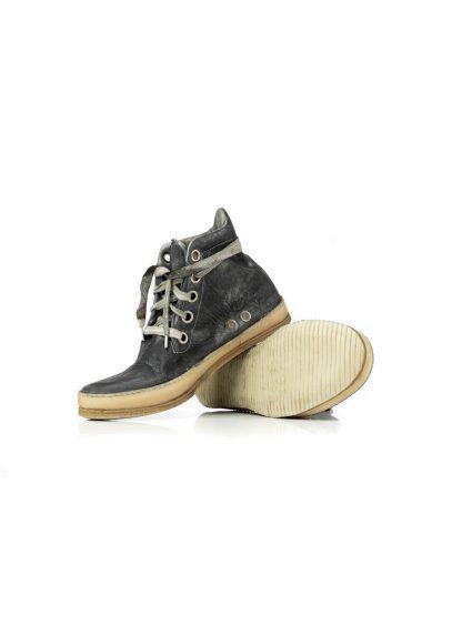 ADiciannoveventitre A1923 Augusta 1923 men one leather piece sneaker SSN7 herren schuh grey kangaroo leather hide m 6