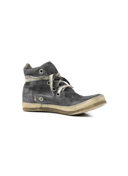 ADiciannoveventitre A1923 Augusta 1923 men one leather piece sneaker SSN7 herren schuh grey kangaroo leather hide m 8