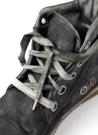ADiciannoveventitre A1923 Augusta 1923 men one leather piece sneaker SSN7 herren schuh grey kangaroo leather hide m 9