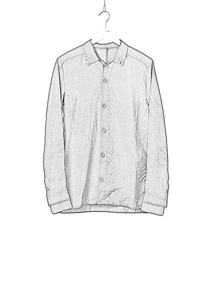 LAYER0 Layer Zero Men Button Down Shirt Herren Hemd cotton black hide m 1