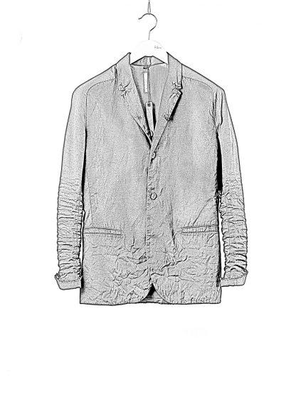 LAYER0 Layer Zero Men H Blazer Jacket 23 32 Herren Jacke cotton black hide m 1