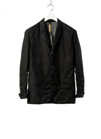LAYER0 Layer Zero Men H Blazer Jacket 23 32 Herren Jacke cotton black hide m 2