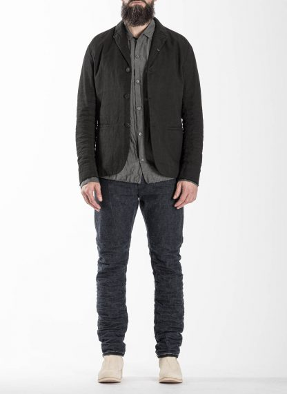 LAYER0 Layer Zero Men H Blazer Jacket 23 32 Herren Jacke cotton black hide m 3 1