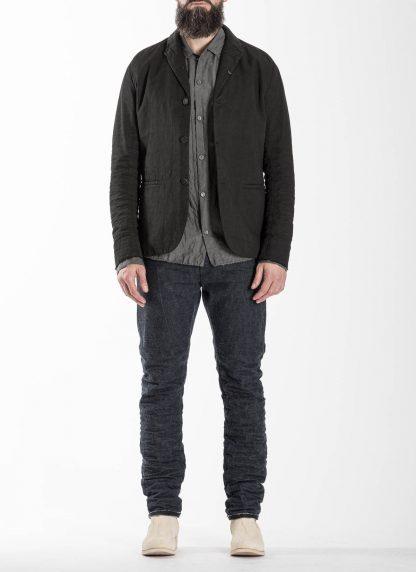 LAYER0 Layer Zero Men H Blazer Jacket 23 32 Herren Jacke cotton black hide m 3