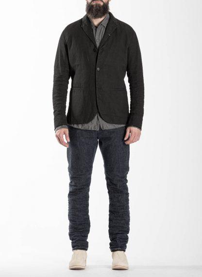 LAYER0 Layer Zero Men H Blazer Jacket 23 32 Herren Jacke cotton black hide m 4