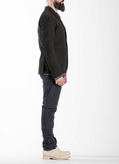 LAYER0 Layer Zero Men H Blazer Jacket 23 32 Herren Jacke cotton black hide m 5