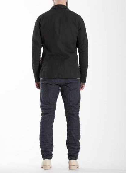 LAYER0 Layer Zero Men H Blazer Jacket 23 32 Herren Jacke cotton black hide m 6