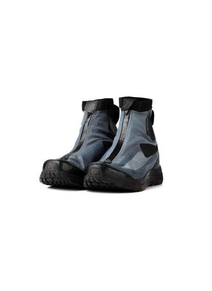 11byBBS Boris Bidjan Saberi 11xS Salomon men sneaker BAMBA2 High GTX gore tex waterproof herren schuh black dye hide m 3