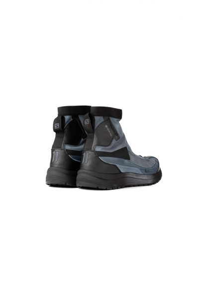 11byBBS Boris Bidjan Saberi 11xS Salomon men sneaker BAMBA2 High GTX gore tex waterproof herren schuh black dye hide m 5