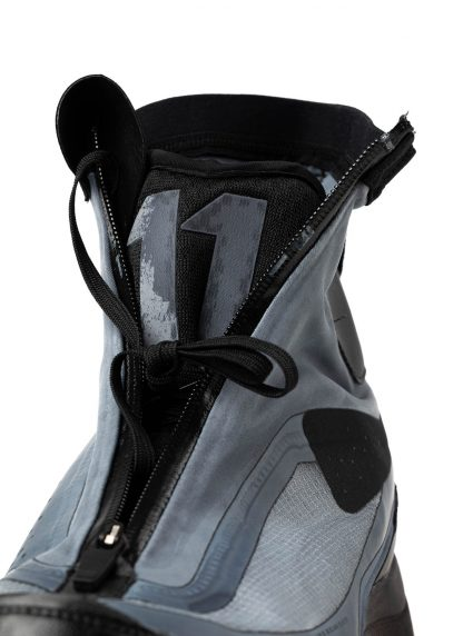 11byBBS Boris Bidjan Saberi 11xS Salomon men sneaker BAMBA2 High GTX gore tex waterproof herren schuh black dye hide m 6