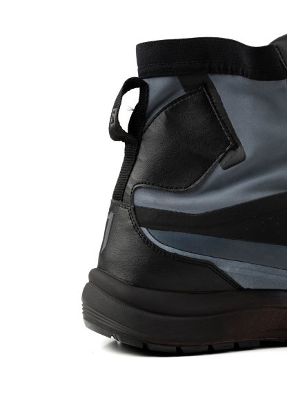 11byBBS Boris Bidjan Saberi 11xS Salomon men sneaker BAMBA2 High GTX gore tex waterproof herren schuh black dye hide m 7