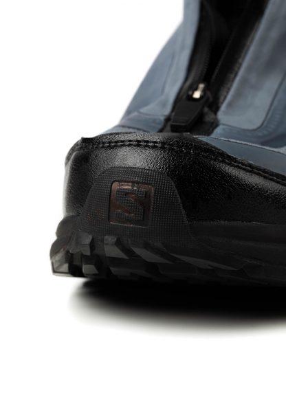 11byBBS Boris Bidjan Saberi 11xS Salomon men sneaker BAMBA2 High GTX gore tex waterproof herren schuh black dye hide m 8