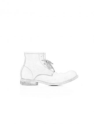 ADiciannoveventitre A1923 Augusta 1923 men goodyear handmade work ankle boot 06 herren schuh stiefel ice dirty off white horse leather hide m 1