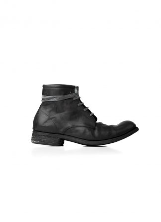 ADiciannoveventitre A1923 Augusta 1923 men work boot 06 herren schuh stiefel goodyear handmade black horse leather hide m 2