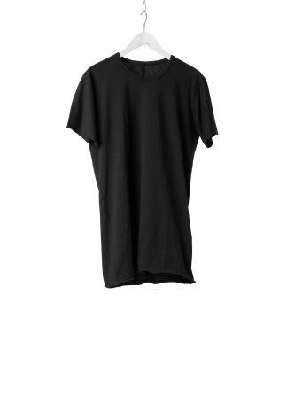 BORIS BIDJAN SABERI BBS Men Classic Tshirt Tee Herren Shirt TS1.2.1 exclusively limited Object Dyed F035 cotton black hide m 2