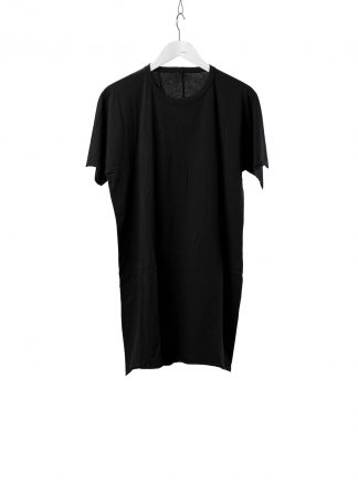 BORIS BIDJAN SABERI BBS Men One Piece TS Tshirt Regular Fit Herren Tee Object Dyed F035 cotton black hide m 2