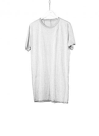 BORIS BIDJAN SABERI BBS Men One Piece Tshirt Regular Fit Herren Tee Resin Dyed F035 cotton faded dark grey hide m 1