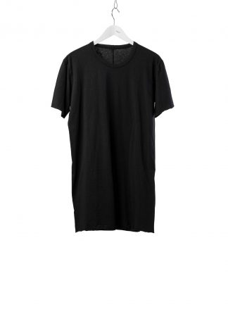 BORIS BIDJAN SABERI BBS Men TS1 Classic Tshirt Regular Fit Object Dyed F035 cotton black hide m 2